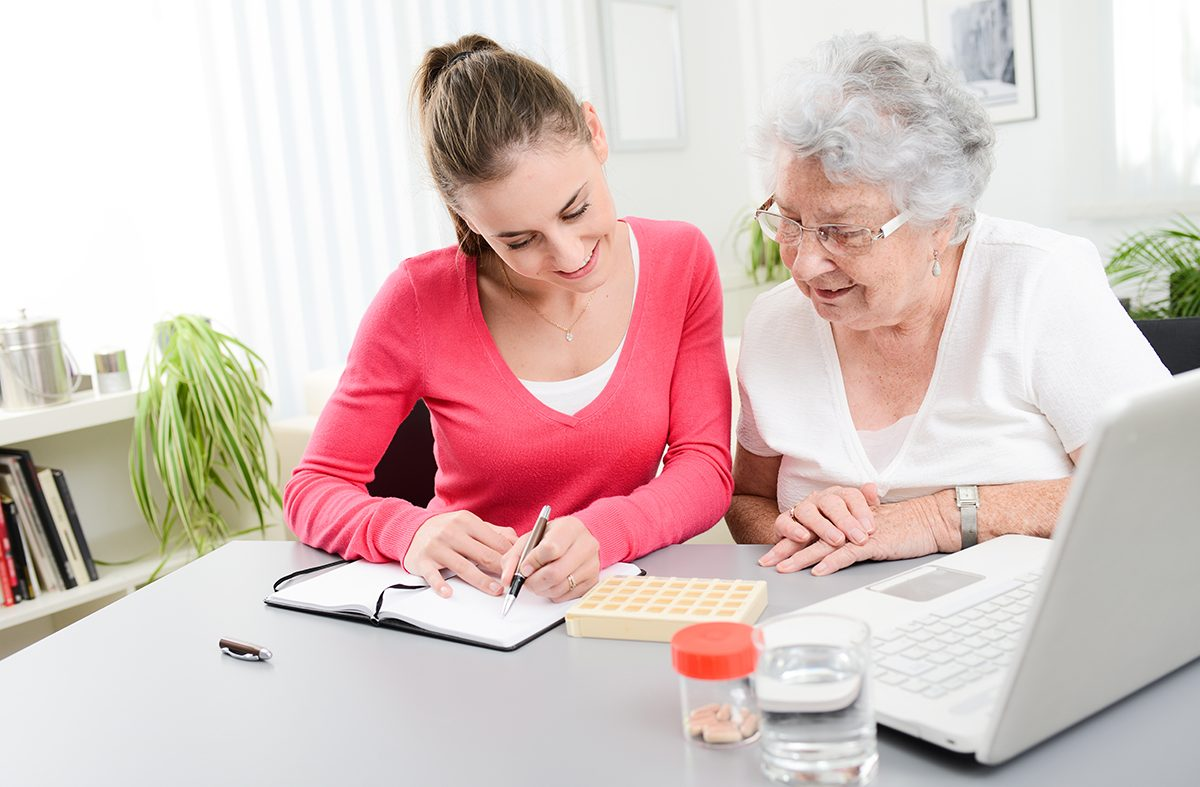 Dealing with your Loved One's Medications