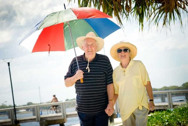 Elderly Summer Safety